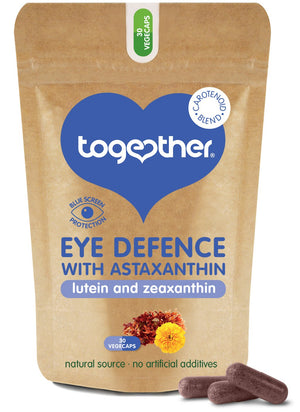 Together Health® Eye Defence Food Supplement - 30 Capsules