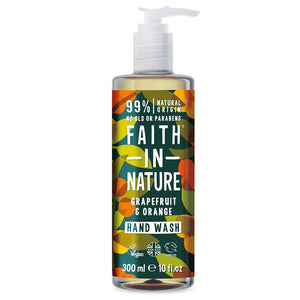 Faith in Nature Grapefruit & Orange Handwash 300ml