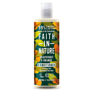 Faith in Nature Grapefruit & Orange Conditioner 400ml