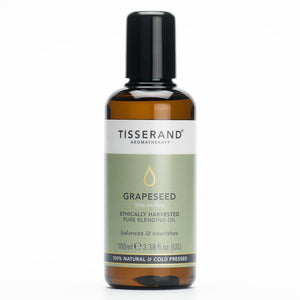 Tisserand Grapeseed Ethically Harvested Blending Oil 100ml
