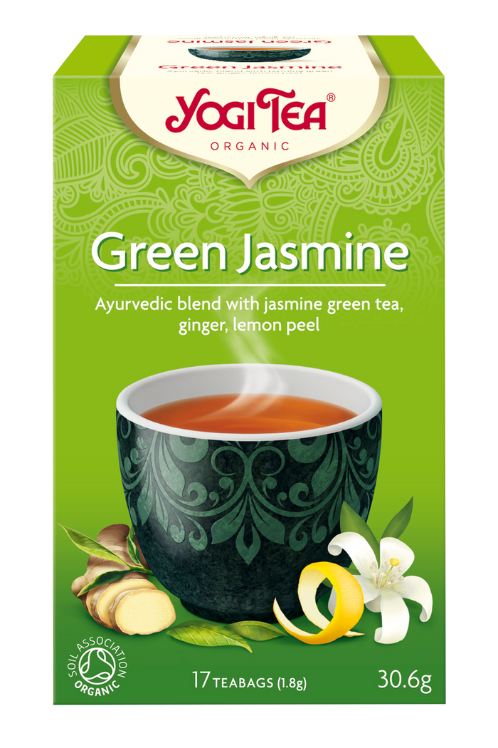 Yogi Tea® Green Jasmine Organic 17 Bag