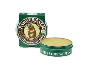 Badger Hardworking Hands Balm 56g