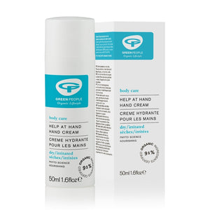 Green People Help At Hand - Hand Cream 50ml