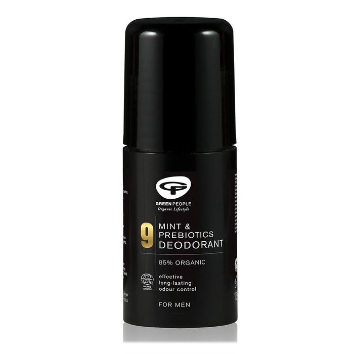 Green People Homme No.9 Stay Cool™ Roll On Deodorant 75ml