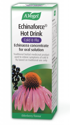 A. Vogel Echinaforce® Hot Drink - Echinacea with Black Elderberry 100ml