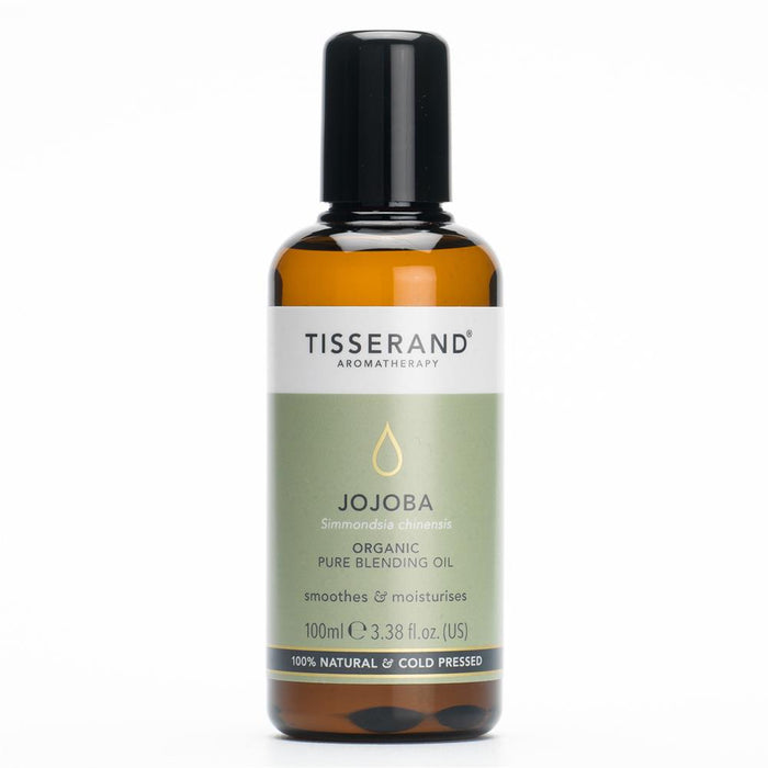 Tisserand Jojoba Organic Blending Oil 100ml