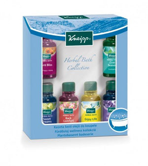 Kneipp Collection Herbal Bath 6 piece collection