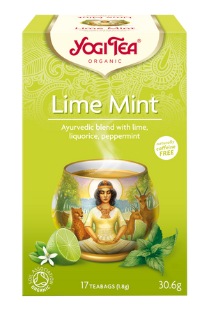 Yogi Tea® Lime Mint Organic 17 Bags
