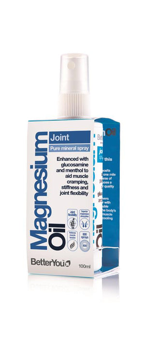 BetterYou™ MagnesiumOil Joint Spray 100ml