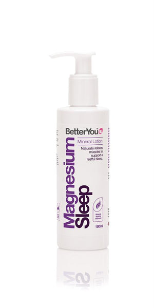 BetterYou™ Magnesium Sleep Lotion 180ml