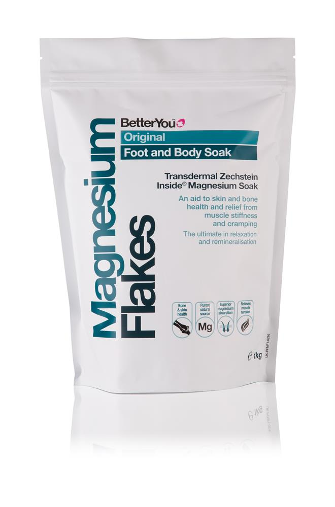 BetterYou™ Magnesium Flakes 1kg