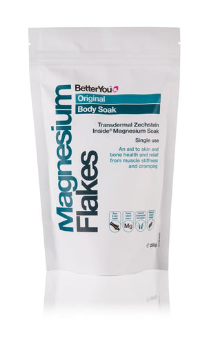 BetterYou™ Magnesium Flakes 250g Body Soak