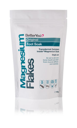 BetterYou™ Magnesium Flakes 150g Foot Soak