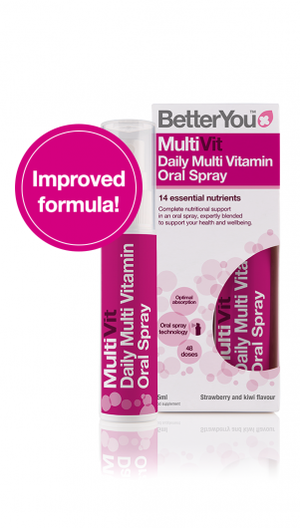 BetterYou™ MultiVit 25ml
