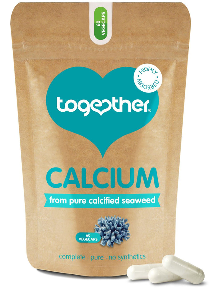Together Health® OceanPure Calcium Complex - 60 Caps