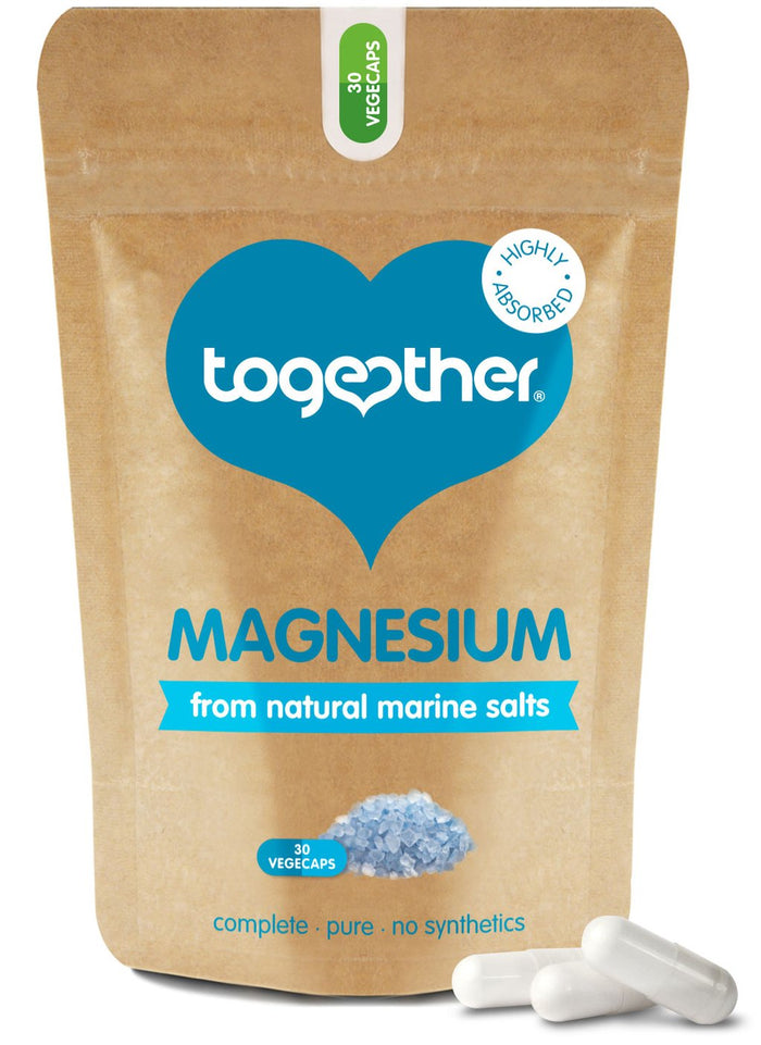 Together Health® OceanPure Marine Magnesium - 30 Caps