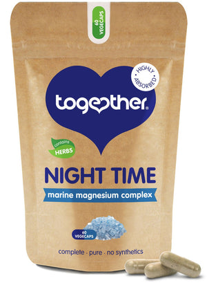 Together Health® OceanPure Night Time Magnesium Complex - 60 Caps