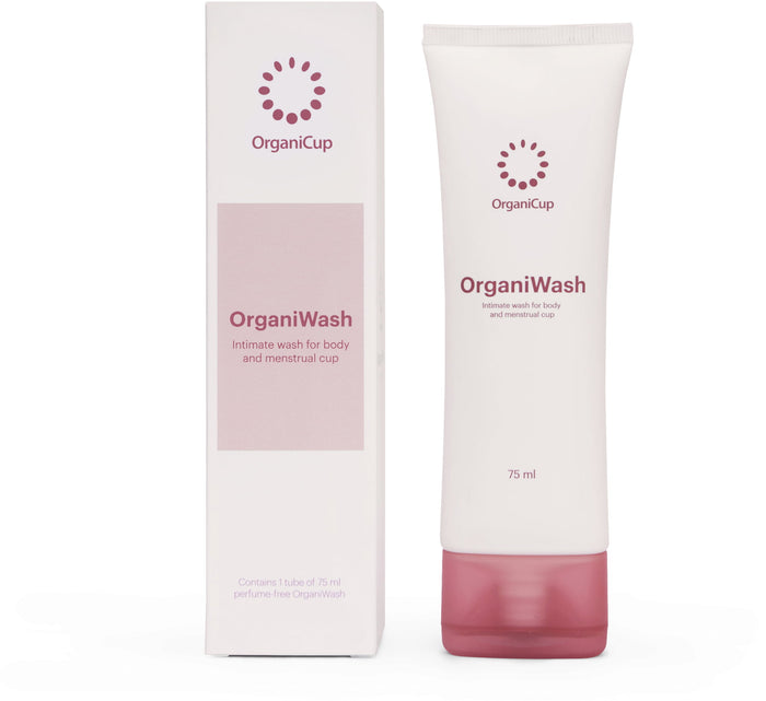 OrganiWash - Intimate Wash 75ml