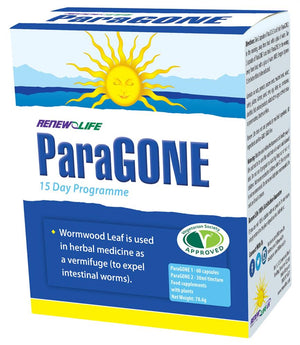 Renew Life Paragone Kit 15 day programme