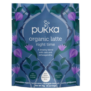 Pukka Night Time Organic Latte 90g