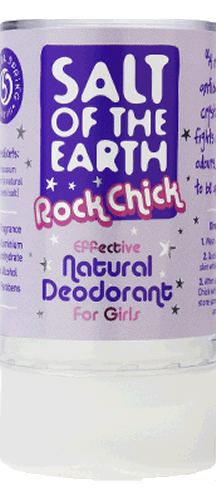 Salt of the Earth Rock Chick Crystal Deodorant Stick 90g