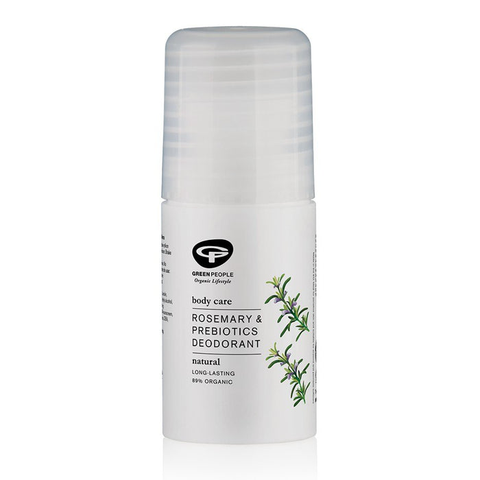 Green People Rosemary Natural Roll On Deodorant 75ml