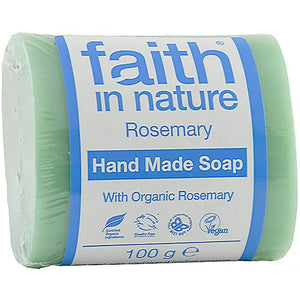 Faith in Nature Rosemary Pure Vegetable Soap 100g