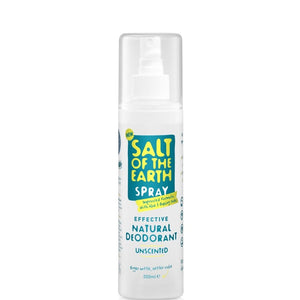 Salt of the Earth - Natural deodorant Spray 200ml