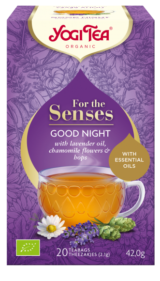Yogi Tea® For The Senses Good Night 20 Bags