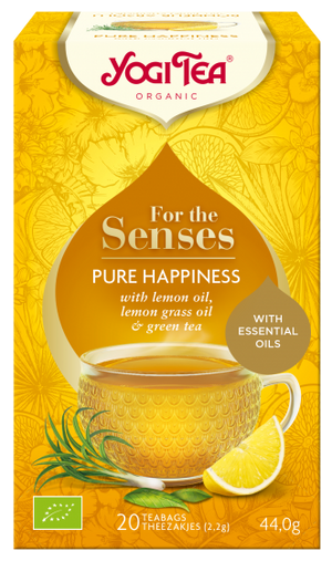 Yogi Tea® For The Senses Pure Happiness 20 bags