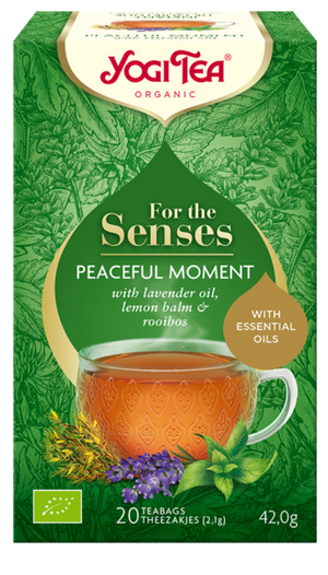 Yogi Tea® For the Senses Peaceful Moment 20 bags