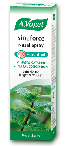 A. Vogel Sinuforce Nasal Spray - Blocked nose remedy 20ml