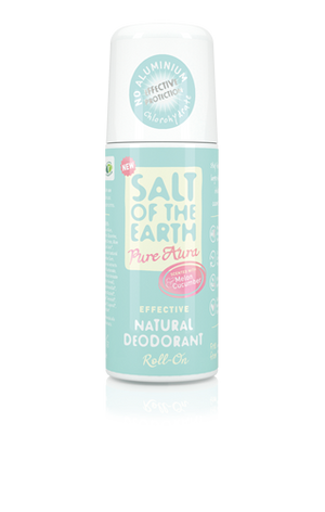 Salt of the Earth Melon & Cucumber deodorant roll-on 75ml