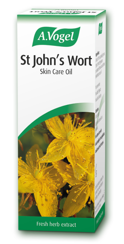 A. Vogel St. John's Wort Skin Care Oil 100ml