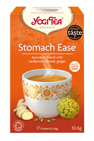 Yogi Tea® Stomach Ease Organic 17 Bags