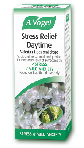 A. Vogel Stress Relief Daytime Valerian-Hops 50ml