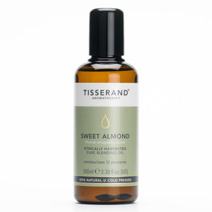 Tisserand Sweet Almond Ethically Harvested Blending Oil 100ml