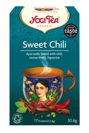 Yogi Tea® Sweet Chilli Organic 17 Bags