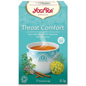 Yogi Tea® Throat Comfort Organic 17 Bags