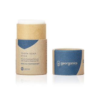 Georganics Natural Toothsoap - English Peppermint 60ml