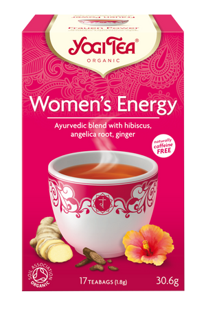 Yogi Tea® Women's Energy Organic 17 Bags