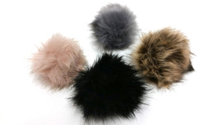 TOQUE FURBALL ACCESSORIES SET OF FOUR