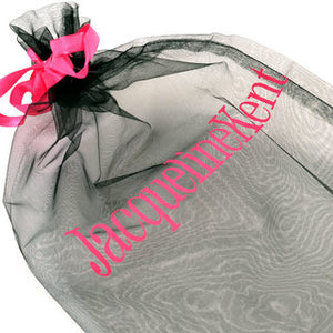 DISPLAY ORGANZA GIFT POUCH