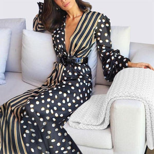 Casual Evening Paty Long Dress