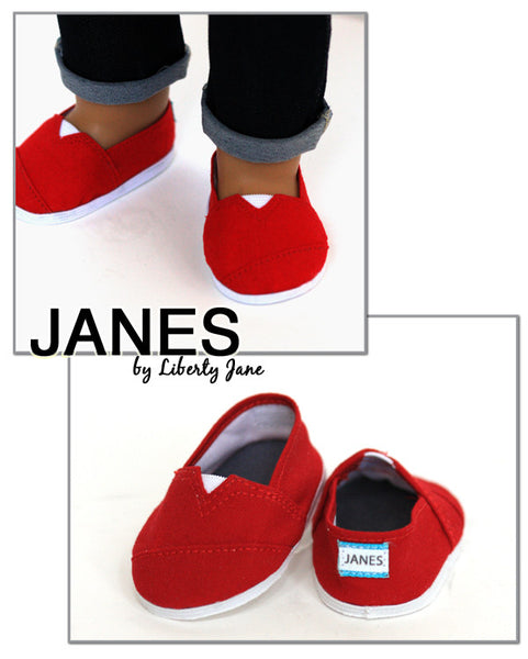 JANES - Red