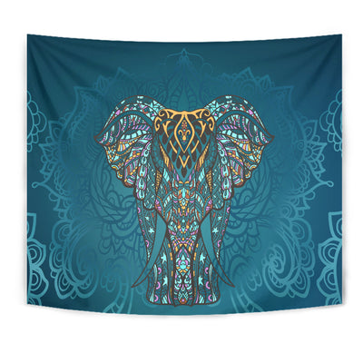 Indian Elephant Tapestry - buddhakind