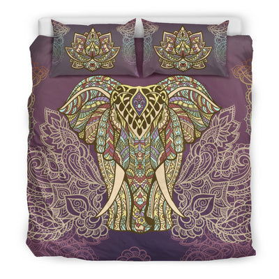 Indian Elephant Bedding Set 2.0