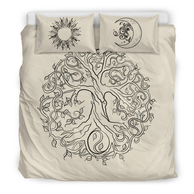 Bodhi Tree Of Life Bedding Set