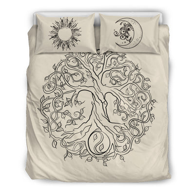 Bodhi Tree Of Life Bedding Set - buddhakind