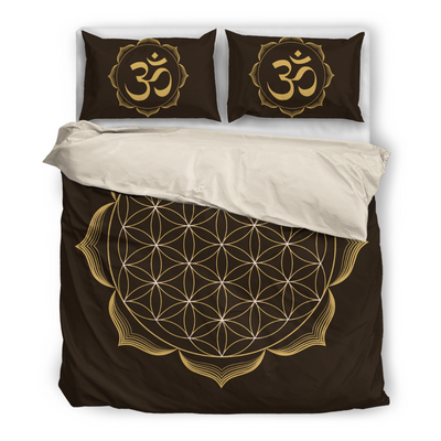 Sacred Flower Of Live Bedding set - buddhakind